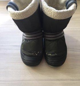 Ботинки зимние DEMAR размер 26