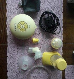 Молокоотсос электронный 2-фазный
