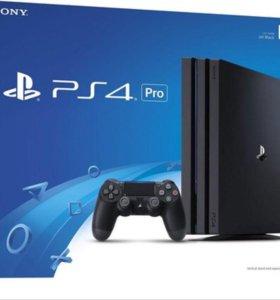PlayStation 4 Pro (новая) гарантия