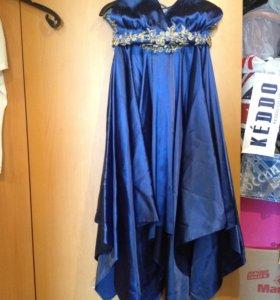 Платье, длинное.