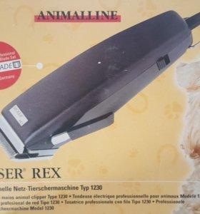 Машинка для стрижки животных( собак , кошек)
