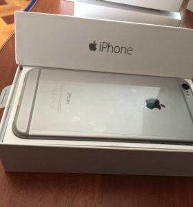 iPhone 6  64( новые,оригинал)
