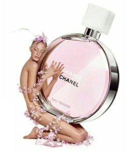 Chance eau tendre от Chanel