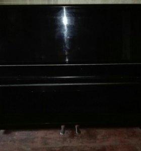 "Пианино ""Берёзка"""