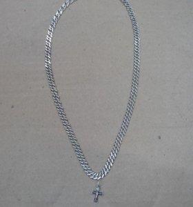 Цепь серебренная 16 грамм продаю,обмен,торг.