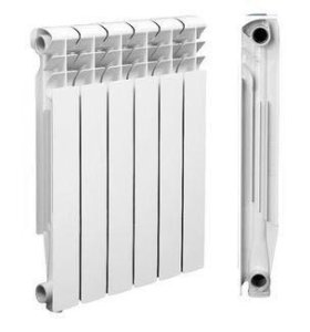 Биметаллические радиаторы 500х80