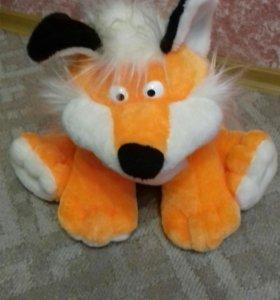 """Мягкая игрушка""""лисичка"""""""