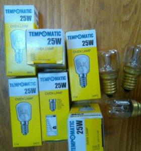 Лампочки для духовок