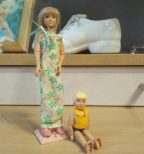 Куклы из лего