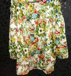 Новая блуза 52- 54 размер