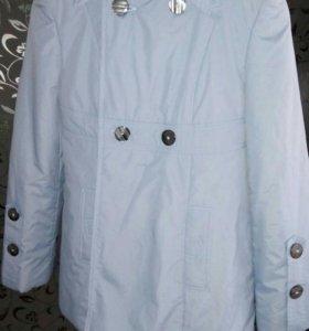 Новое пальто 48 размер