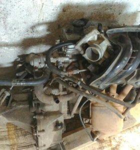 Двигатель ВАЗ 2114 + кпп