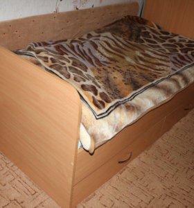 Срочно! Кровать