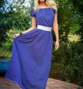 Платье летнее НОВОЕ!!!