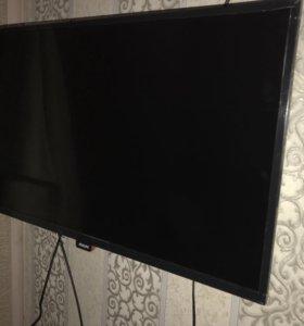 Телевизор Philips series 4001 32 дюйма