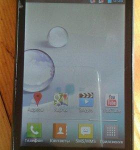 Телефон LG E445