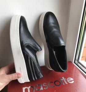 Слипоны ботинки Mascotte
