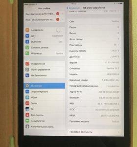 Apple ipad mini 2 32gb wifi+cellular