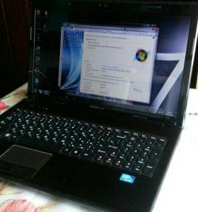 Ноутбук Lenovo G570.