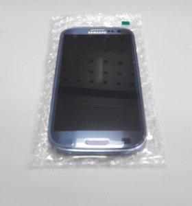Дисплей Samsung i9300 Galaxy S3 + тачскрин