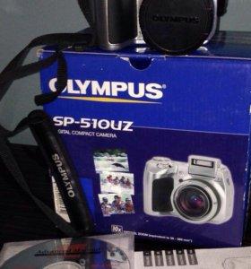 Kомпактная фотокамера Olympus SP-510 Ultra Zoom