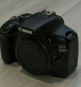 Фотоаппарат Canon EOS 550D Body