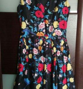 Платье на выход