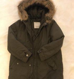 Куртки для мальчика Zara
