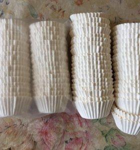 Бумажные тарталетки
