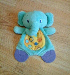 Слоник шуршащий