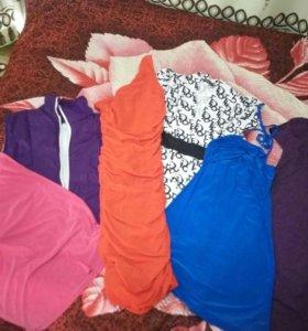 Продам платья, сарафаны