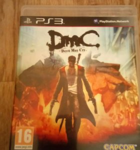 DMC: Devil May Cry для ps3