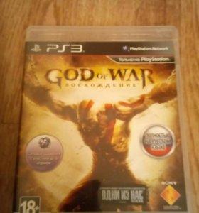 God of war восхождение для ps3