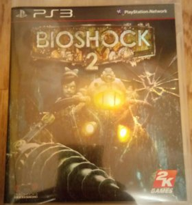 Bioshock 2 для ps3