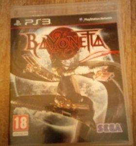 Bayonetta для ps3