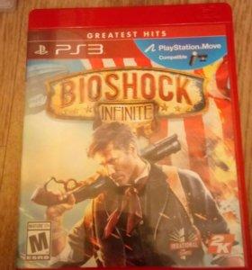 Bioshock infinite для ps3