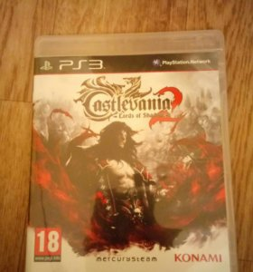 Castlevania 2: Lords of shadow для ps3