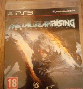 Metal Gear Rising: Revengeance для ps3