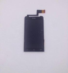 Дисплей HTC ONE V