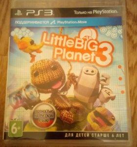Little Big Planet 3 для ps3