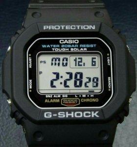 Часы Casio G Shock G5600 Оригинал Новые