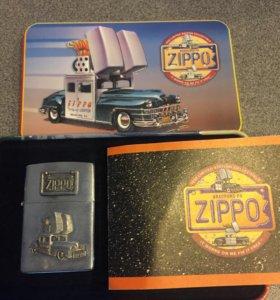 Зажигалка zippo коллекционная