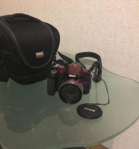 Nikon cool pic P520