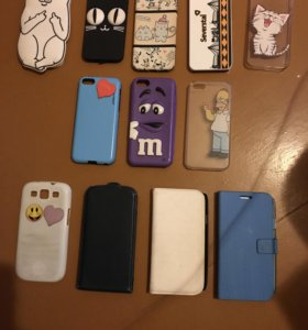 Чехлы на iPhone 5s и 5с и samsung galaxy s3