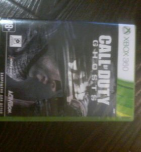 Call of duty ghost на xbox 360