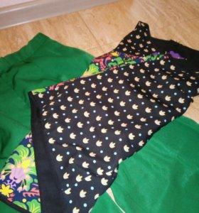 Костюм, блуза 100 % шелк.Срочно продам