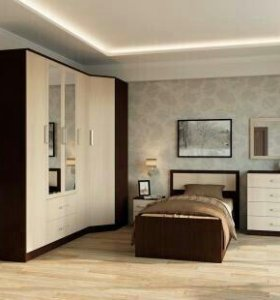 Спальный гарнитур новый (01112)