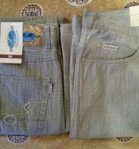 Мужские брюки новые