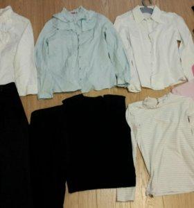 Пакет одежды для школы 146+