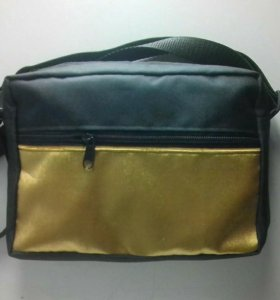 GOLD BAG - сумка на плечо